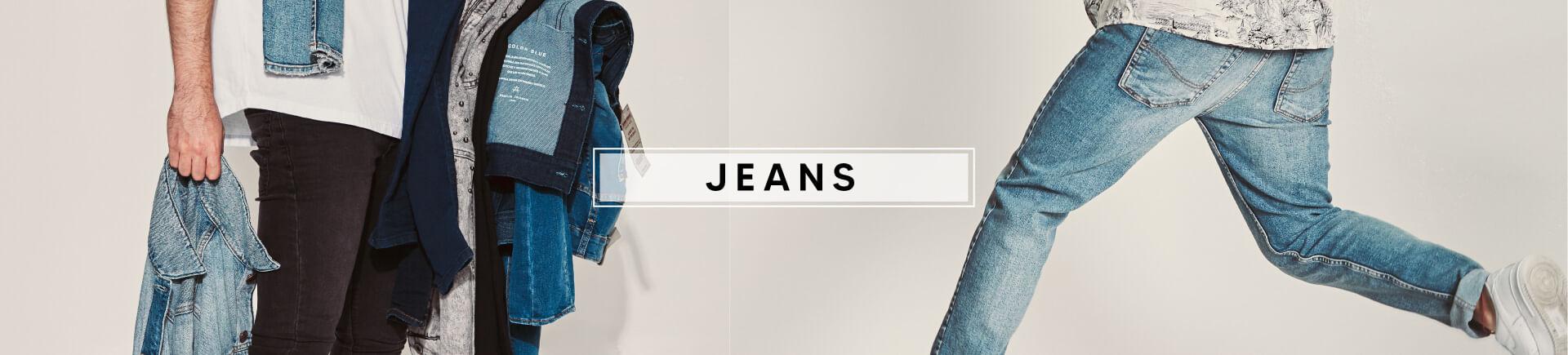 Jeans Hombre Color Blue