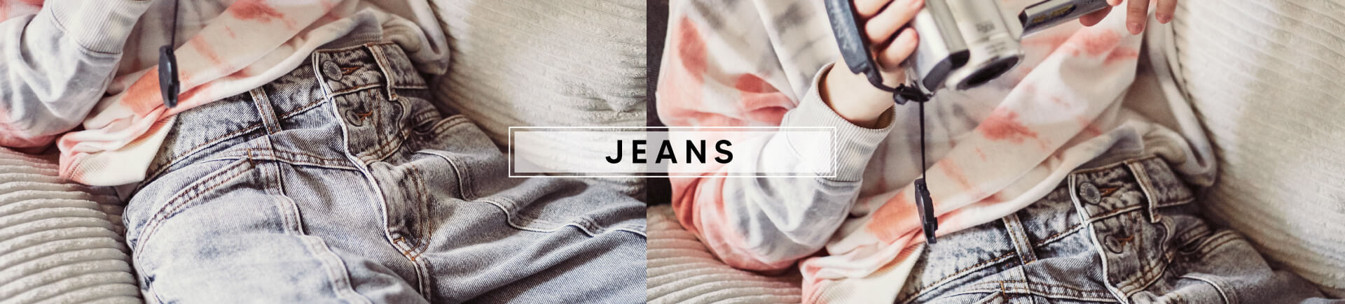 Jeans Mujer Color Blue