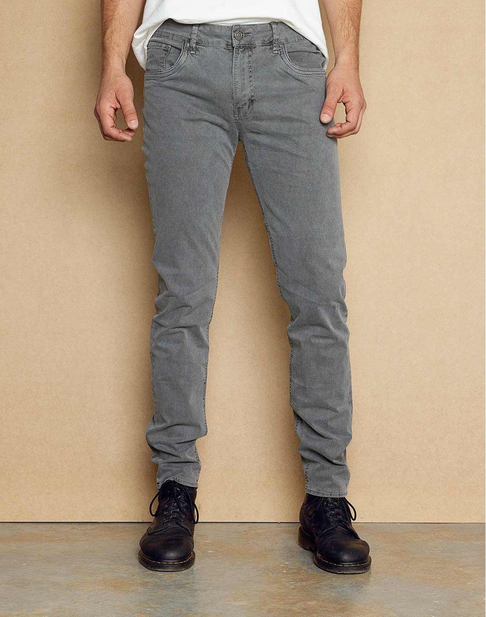 29611acf4a1c5 Pantalón Slim Fit Blanco 36 Compra en tienda COLOR BLUE - colorblue